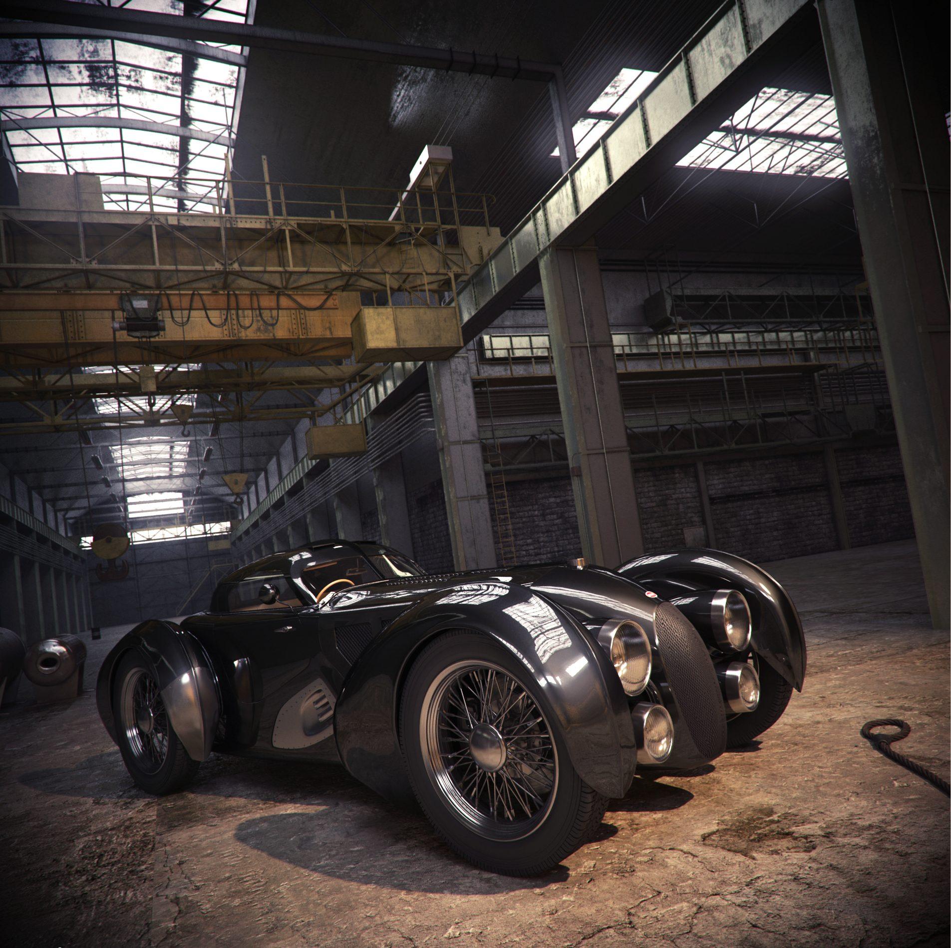Bugatti T41 Sport Carrera